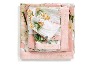 Afbeelding van Rosalee Rose badgoed velours