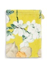 Rosalee Yellow badgoed velours