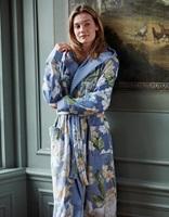 Perri Rosalee Blue velours badjas-2