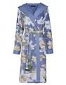 Perri Rosalee Blue velours badjas
