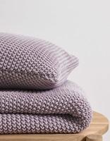 Nordic Knit Lavender Mist plaid-2