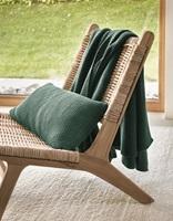 Nordic Knit Green plaid-2