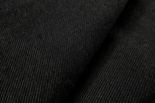 Afbeelding van Zwarte gabardine