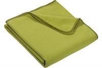 Leaf Green fleece plaid