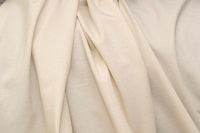 Natural White stretch jersey (heavy)-2