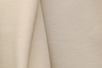 Natural White stretch jersey (heavy)