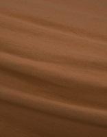 Leather Brown hoeslaken jersey-2