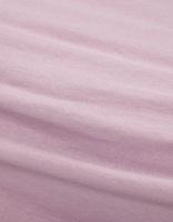 Lilac hoeslaken jersey-2