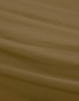 Olive hoeslaken jersey-2