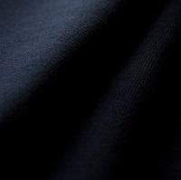 Dark Blue boordstof 1x1 (met elastan)-2